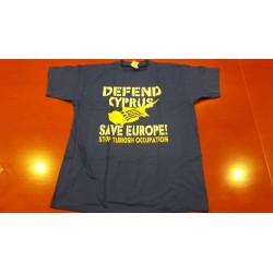 Maillot Défendre Chypre