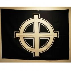 Drapeau - Croix celtique