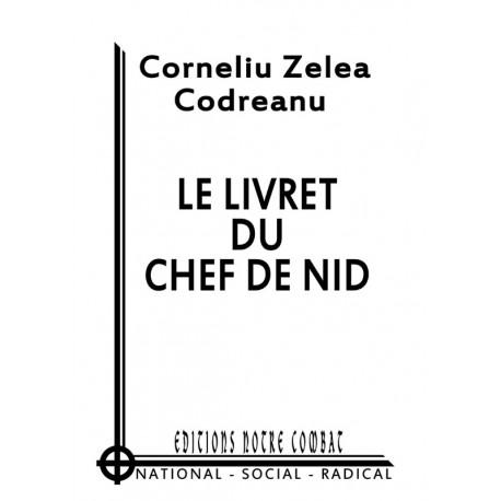 Codreanu, Livret du chef de nid (2012)