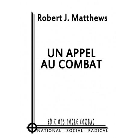 Matthews Robert J, L'Appel de Robert J Matthews (2012)